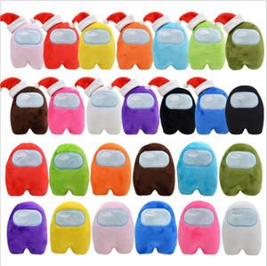 Среди фаршированных 05 США плюшевые игрушки 10 см среди игровая кукла плюшевая американская плюшевая игрушка 13 цветов DHL Cute Dolls Free Toys New WMPOF
