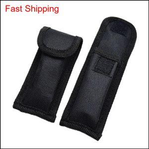 Outdoor Tool Packaging Bag Nylon Sheath Closure Pouch For Folding Knife Pliers Tool Belt Clip Case Black K093 Qdptz Hxexo Hw92H Atjqz Q7Dva