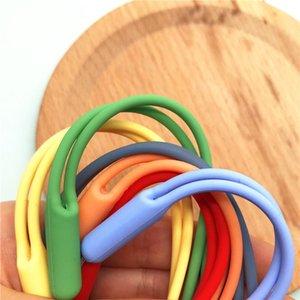 Universal Silicone Cell Phone Lanyard Wrist Band Phone Strap Wrist Straps Keychain Camera Strap Id Card Gym Usb Hanging Rope H jllivX