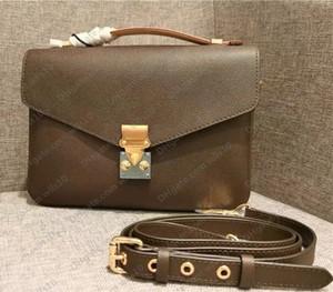 Женские сумки подруги кошельки высококачественные женские сумки натуральная кожа почет метис сумки на плечо Сумки через плечо серийный код M40780 LB83