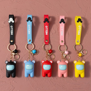 New Cute us among Plush Toys Key Chain Party Gifts us among Keychains for Kids Boys and Girls Christmas Gift