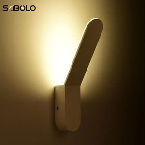 Indoor LED Wall Lamp Bedroom Decorate Wall Sconce Cold   Warm Light LED Light For Living Room Of Modern Style