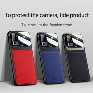 For VIVO X9 X20 plus X21 X23 X27 X30 X30 PRO XPlay6 NEX3 X50 PRO+ V20 SE Leather Resistance Drop proof Eye Protection Soft Cover Funda