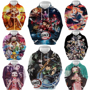 3D Print Demon Slayer Kimetsu No Yaiba the Movie Mugen Train Hoodie Autumn Winter Unisex Anime Sweatshirt Harajuku Pullover Tops #lQ36