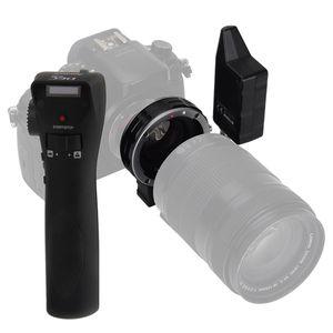 Aputure Dec Lensregain Kablosuz Uzaktan Takip Focus Odaklı Lens Adaptörü MFT Kamera 075X Odak Düşürücü Adaptörü