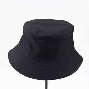 womens Bucket Hat Outdoor Dress Hats Wide Fedora Sunscreen Cotton Fishing Hunting Cap Men Basin Chapeaux cheap Sun Prevent Hats