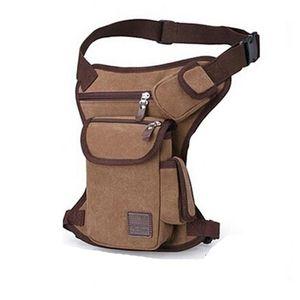 2020 Outdoor Waterproof Tactical Solid Utility Thighnylon Pouch Waist Belt Pouch Sports Bag Bolsa Running Bag For Women