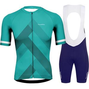 Uniforme ciclismo Runchita 2020 summer cycling jersey set short sleeve cycling clothing men's bike go pro MTB roupa de ciclismo1