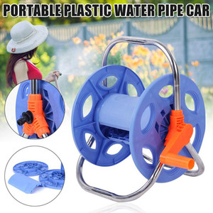 Outdoor Planting Holder Storage Rack Tool Rust Resistant Garden PP Space Saving Yard Water Hose Reel Portable Heavy Duty @LS