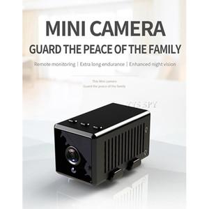 8 ساعات تسجيل الفيديو HD 1080P مصغرة كاميرا WiFi Espia مايكرو عمل الدراجة Kamera Secret Gizli كاميرا صغيرة للرؤية الليلية IP Camara