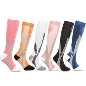 Tasarımcı Futbol Çorap erkek Uzun Tüp Erkekler Ve Kadınlar Açık Spor Diz Üzerinde Kaymaz Diz Futbol Basketbol Çorap Bisiklet Çorap