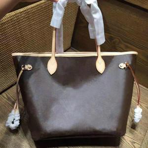 ما هو موتورز موتورز موتورز للمرأة إمرأة الكلاسيكية حقيبة تسوق مع محفظة مصمم حقائب اليد محافظ للنساء حقيبة الكتف M40995 M41177 M41178