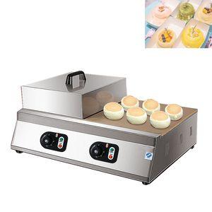 Souffle Maker Souffle Machine Double assiettes Fluffy Japonais Souffler Crêcakes Maker Souffle Fluffy Souffle Pancake 3000w 220V
