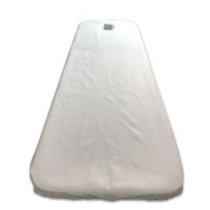 Hotel beauty  SPA  one protective non-woven thickened bedspread - 1 m *2.05 m -20pcs  bag for elastic fixing bedding sets