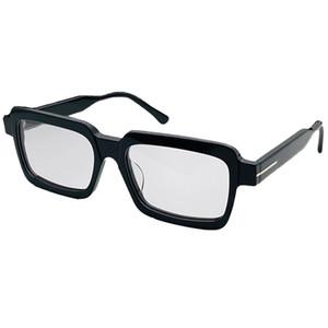 5711-B Nuovi occhiali ottici con protezione per uomini donne Vintage Plank Frame Popolare Popolare Qualità di alta qualità Viene fornito con custodia classica occhiali classici