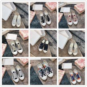 Walk 'n' Косые женские кроссовки серый черный белый кружевной Espadriilles вышитые хлопчатобумажные плоские низкие повседневные туфли Mutabilis Multicolor Trainers