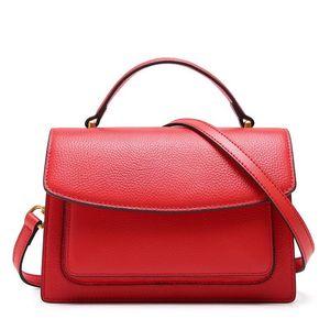 2020 new Underarm bag shoulder bags handbags High quality Crossbody bag Heart-shaped decoration Tarpaulin Genuine Leather bag wholesa 0004