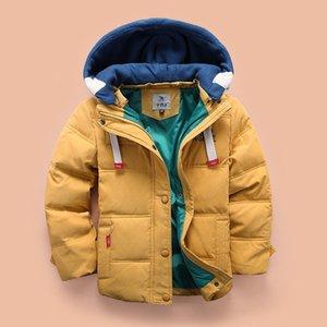 2018 autunno e inverno nuovi bambini abbigliamento per bambini modelli di esplosione moda bambini piumino cappotto coreano abbigliamento per bambini