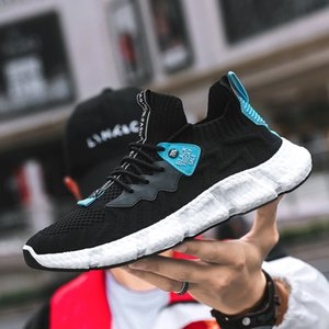 2021 Fashion Lightweight Running Shoes For Women Men Tripe Black White Mens Trainers Zapatos Chaussures 40-45