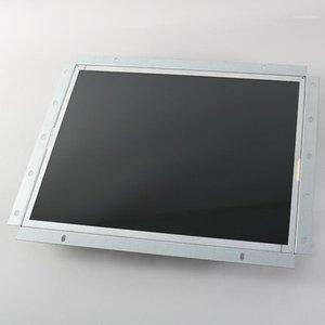 Monitores 17 polegadas Monitor industrial DVI VGA Resistência USB Tela de toque Exibição do quadro aberto 1280 * 10241