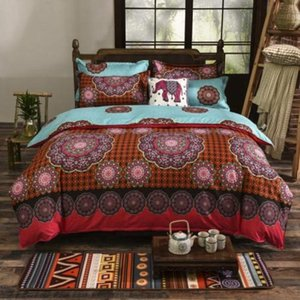 98% Searched 88% bought 87% Good Review 4 Bedding Duvet Cover Set Queen King Size, 1 Duvet Cover +1 Bed Sheet + 2 Pillow Shams