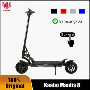 Kaabo Mantis 8 Kickscooter 48V 24.5ah 1600W Dual Motor Smart Electric Roller 8 Zoll Dual Brake Stoßdämpfer Hover Skateboard