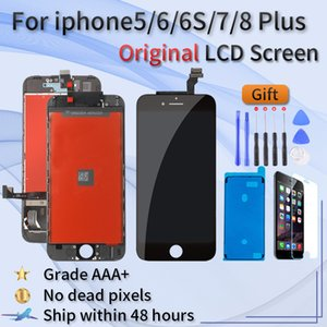 For iphone 5S 5C 6G 6S 6Plus 6SPlus LCD screen 7G 7Plus 8G 8Plus OEM Original assembly