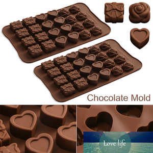 Christmas Silicone Mold For Cake Pastry Baking Chocolate Candy Fondant Bakeware Wax Melts Ice Tray Dessert Mould DIY Decorating