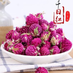 Bulk Globe Amaranth Beauty Health Slimming Flower Women Gift Wedding Decoration