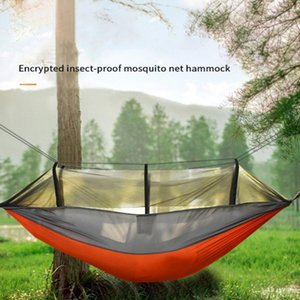 Outdoor Hiking Camping Camping Hammocks Double Hammock Portable Indoor Backpacking Travel Backyards Beach Hot