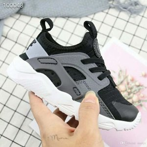 2019 new TOP Wallace Kids Shoes Children Outdoor 4s Sneakers Boy & Girl Trainer Baby Casual Shoes Sports Toddler Calzado size 22-35