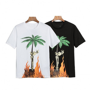 2020 New Mens T Shirt Stampa Top T Shirt per l'Italia Moda Camicia da uomo High Street Cotton Tags Tops T Shirt