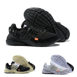 Nike Air Max Presto Airmax White Prestos Shoes OFF Alta calidad 2020 nuevos diseñadores v2 ultra br tp qs negro blanco crema x zapatos deportivos al aire libre mujeres