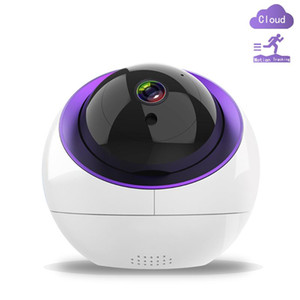 WiFi Camera Tuya 1080P HD CCTV Surveillance Camera IP Network Dome PTZ with Auto Tracking Alexa Google Home Voice Control