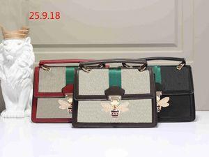 Designer Handtaschen Neue Mode Großraum Bienetasche Atmosphäre Luxus Handtasche Kleine Square Tasche Wild Tide Schulter Diagonale Handtasche