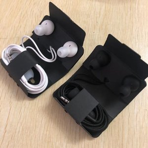 newest Earphones For Samsung S10 S8 S9 OEM Earbuds Earphones Bass Headsets Stereo Sound Headphones With Volume Control