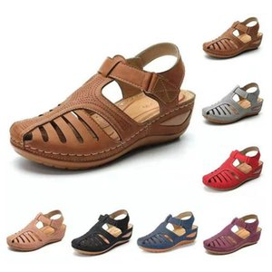 Women Sandals 2020 New Summer Shoes Woman Soft Bottom Wedges Shoes For Women Platform Sandals Gift For Birthday Party1