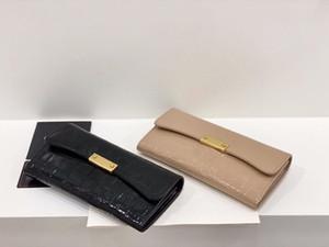mens womens wallet magnetic snap clutch bag male wallet leather Compartment purse men famous brand 2020 luxurys designers wallet