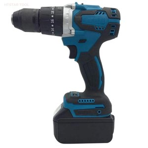 18V Brushless High Power Impact Drill Brushless Electric Drill Screwdriver Electric Screwdriver Industrial Grade