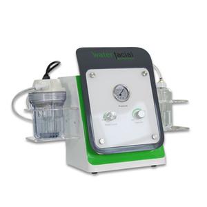 2021 skin rejuvenation microdermabrasion machine with crystal handle water dermabrasion facial skin spa machine for facial aqua peeling