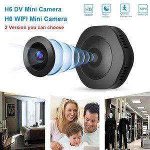 جديد H6 HD WIFI 1080P مصغرة أصغر كاميرا للرؤية الليلية الحركة مايكرو كاميرا كشف الحركة مصغرة كاميرا الفيديو الرئيسية PK C1 C6