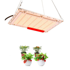 2021 Wenyi 110w 220w SAMSUNG LM301B quantum panel Led Grow Light Hanging Wire For Grow Lamps