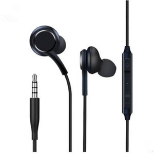 Wholesale price S8 S8+ S10 AKG in-ear 3.5MM Wired Headphone Mobile phone drive-by-wire metal earphone for samsung
