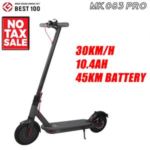 MK083Pro EU Stock No Tax Door To Door Folding Electric Scooter For 8.5inch Wide Wheel Bicycle Scooter 10.4Ah 350W With App Commute Economic