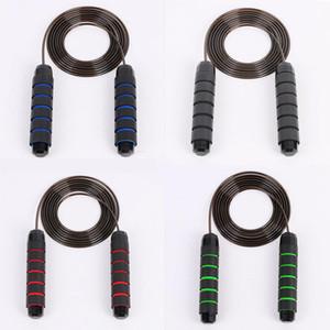 Equipement de perte de poids en acier en acier de fitness de la corde d'acier, vous sentez confortable, vous permet de sauter plus de corde plus confortable