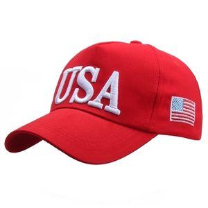 President Donald Trump Hat 2020 Keep Make America Great Again Flag Maga Dad Red Baseball Cap Men Women Gorros Snapback Hat Y1220