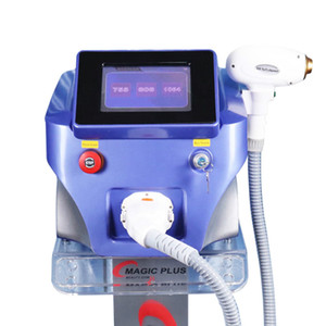 755 nm 808 nm 1064 nm Diode Laser Hair Remover 3 Wavelengths Painless Permanent Hair Removal Machine Spa Salon Laser Beauty Machine