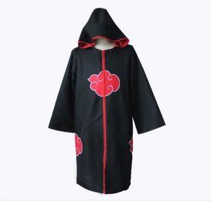 2 style Naruto Akatsuki Cloak Anime Cosplay Costume Halloween Cloak Baby Kids Clothing Cosplay Costumes Cosplay