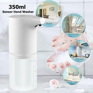 Auto Soap Dispenser Carregamento Indução Indução Sensor de Indução Mão Sanitizer Hand Sanitizer Touchless Espuma de Espuma Acessórios