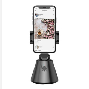 Selfie Stick Tripod Personal Robot-cameramn Smart AI Face Recognition Tracking Mode Mobile Phone Holder Gimbal For Photo Video